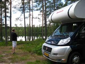 Scandinavië 2012