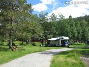 Småøyan Camping, Bæverfjord